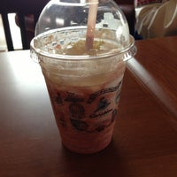 Photo taken at Caribou Coffee by Evan I. on 4/13/2013