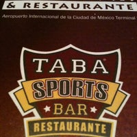 Photo taken at Taba Sports Bar by Fav on 12/24/2012