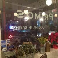 Photo taken at Primos by Mayra on 12/16/2012