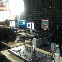 Photo taken at Adrenalina Radio by isaac m. on 8/30/2013