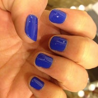 Photo taken at Lauren's Nails by Yeca on 1/26/2013