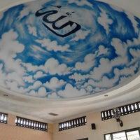 Photo taken at Masjid Polres Klaten by Ery Wahyuni P. on 12/23/2013