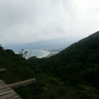 Photo taken at Mirante da trilha da Lagoinha do Leste by Mau B. on 5/5/2014