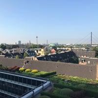 Photo taken at Düsseldorf by Oliver S. on 8/28/2017