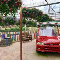 Photo taken at Genting Strawberry Leisure Farm by Yip叶 on 10/1/2017