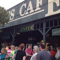 Photo taken at Lambert's Cafe by Page on 10/21/2012