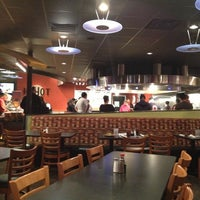 Photo taken at HuHot Mongolian Grill by Page on 12/9/2012
