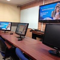 Photo taken at Universitaria de Investigación y Desarrollo UDI by Will on 5/9/2013