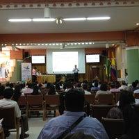 Photo taken at Universitaria de Investigación y Desarrollo UDI by Will on 8/21/2013