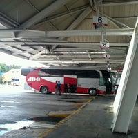 Photo taken at Central de Autobuses de Xalapa (CAXA) by Veronica M. on 9/21/2012