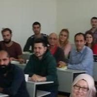 Photo taken at Fef Matematik Bölümü by Serhan A. on 12/4/2017
