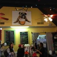 Photo taken at The Bulldog Cafe by John W. on 12/28/2012