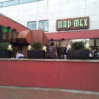 Photo taken at Mad Mex by Atiim T. on 4/5/2013