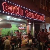 Photo taken at TATLI TANTUNİ by Eray B. on 11/5/2012