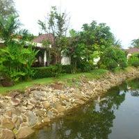 Photo taken at Klong Prao Resort Koh Chang by บุ๋ย ค. on 10/6/2012