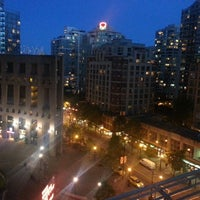 Photo taken at The Westin Grand, Vancouver by Lyle R. on 6/5/2013