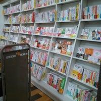 Photo taken at BOOKSなかだ かほく店 by あいのん on 2/2/2013