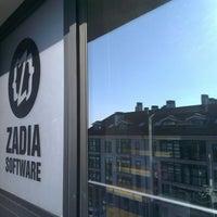 Foto tomada en Zadia Software por Adrián M. el 5/23/2013