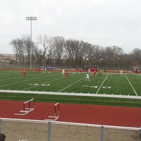 Photo taken at Heritage High School by David M. on 3/19/2013
