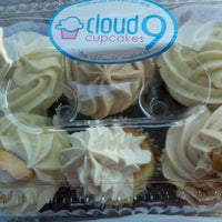 Photo taken at Cloud 9 Cupcakes by Tamika W. on 11/10/2012
