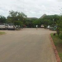 Photo taken at Lower Sabie Rest Camp, Kruger National Park by Morné R. on 12/18/2012