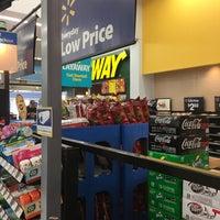 Photo taken at Walmart Supercenter by Rae B. on 11/6/2016