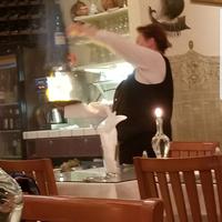Photo taken at Epsilon Fine Greek Restaurant by Lalita A. on 5/19/2017