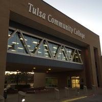 Photo taken at Tulsa Community College SE Campus by Amariah B. on 11/29/2016