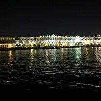 Photo taken at Palace Bridge by Svetlana F. on 5/10/2013