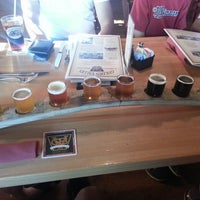 Photo taken at Golden Valley Brewery & Pub by Lily L. on 7/16/2013