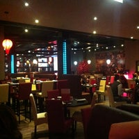 Photo taken at Goya Sushi & Grill Restaurant by Paul on 5/18/2013