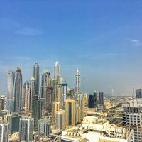 Photo taken at Pool @ Dubai Gate 1 by Katushkin on 11/25/2016