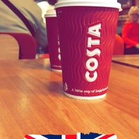 Photo taken at Costa Coffee by Mohammad on 10/7/2017