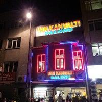 7/21/2013 tarihinde Serhatziyaretçi tarafından Van Kahvaltı Salonu'de çekilen fotoğraf