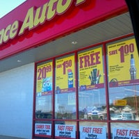 Photo taken at Advance Auto Parts by Tom D. on 10/20/2012