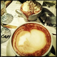 Photo taken at Toi, Moi & Café by Cinzia C. on 12/1/2012