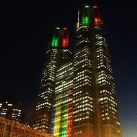 Foto tirada no(a) Tokyo Metropolitan Government Building por Erik em 3/6/2013