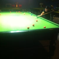 Photo taken at Lucky 9 Bistro and Pool by Faris l. on 7/6/2013