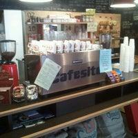 Das Foto wurde bei Cafesito von Mike G. am 10/23/2012 aufgenommen