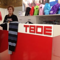 Photo taken at ТВОЕ by Дю on 9/16/2012