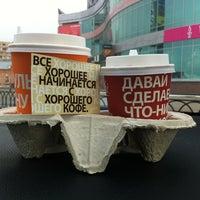 Photo taken at McCafe by Svetlana on 3/20/2013