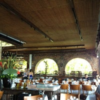Photo taken at Restaurante Amado by Enrique S. on 2/10/2013