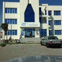 Photo taken at SGK (Sosyal Güvenlik Kurumu) by Kağan Y. on 10/15/2012