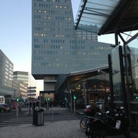 Photo taken at Lille Europe Railway Station by Fadhila B. on 11/22/2012