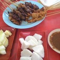 Photo taken at Brunei Satay House II by cik d. on 8/30/2014