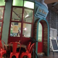 Photo taken at iberry Café by Surapark S. on 1/28/2013