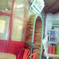 Photo taken at iberry Café by Surapark S. on 2/22/2013