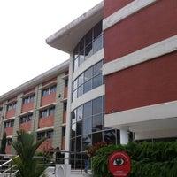 Photo taken at Universidad Tecnológica de Panamá - Campus Central Dr. Víctor Levi Sasso by Kedin S. on 11/17/2012