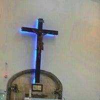 Photo taken at Assumption Church by MaryAnn T. on 12/9/2012