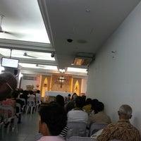 Photo taken at Chapel of Kristus Aman by MaryAnn T. on 10/12/2013